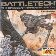 Caratula de BattleTech: The Crescent Hawk's Inception para Amiga