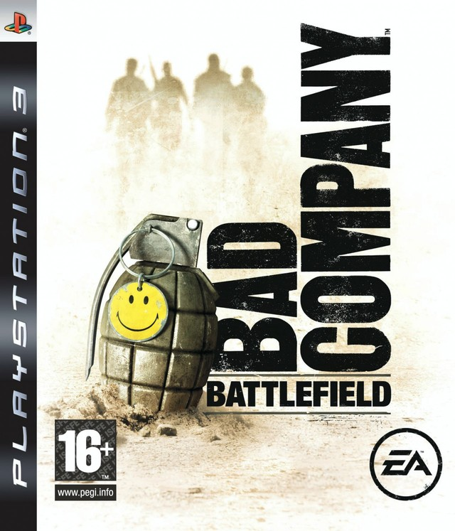 Caratula de Battlefield: Bad Company para PlayStation 3