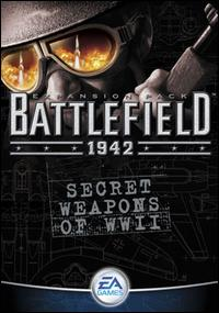 Caratula de Battlefield 1942: Secret Weapons of WWII para PC