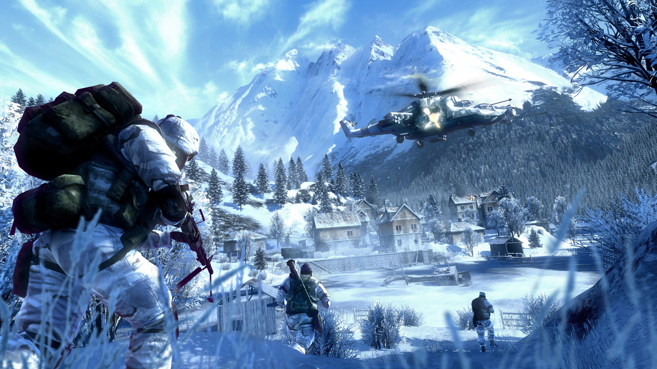 Pantallazo de Battlefield Bad Company 2 para PC