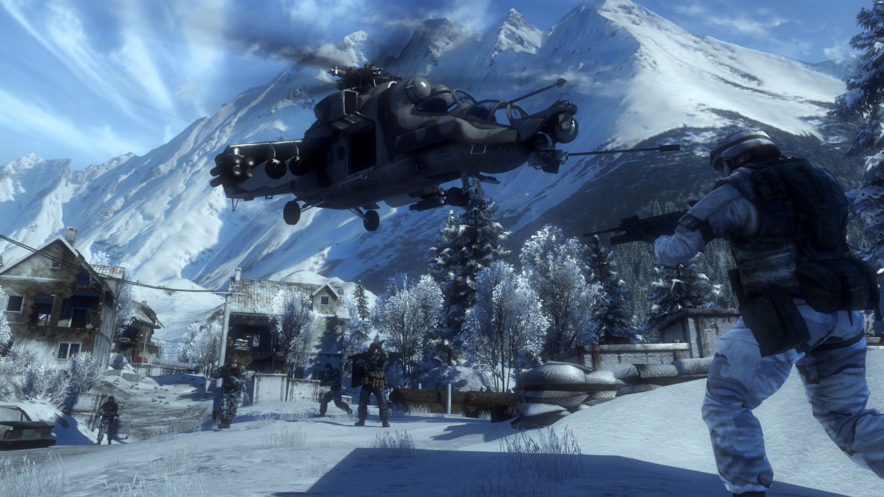 Pantallazo de Battlefield Bad Company 2 para PlayStation 3