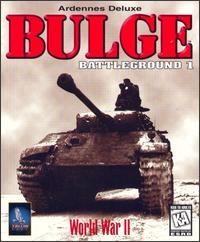 Caratula de Battleground 1: Ardennes Deluxe -- Bulge para PC