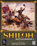 Carátula de Battleground 4: Shiloh