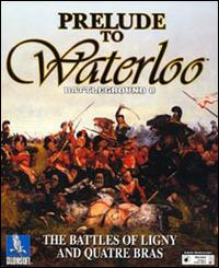 Caratula de Battleground 8: Prelude to Waterloo para PC