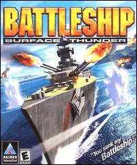 Caratula de Battleship: Surface Thunder para PC
