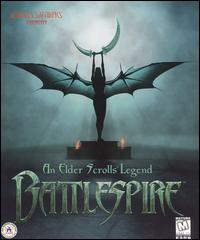 Caratula de Battlespire: An Elder Scrolls Legend para PC