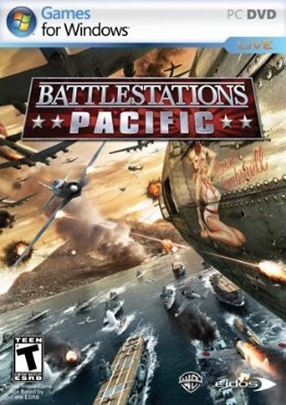 Caratula de Battlestations: Pacific para PC