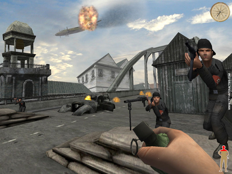 Pantallazo de Battlestrike : Call To Victory para PC