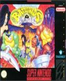 Carátula de Battletoads in Battlemaniacs (Japonés)