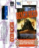 Caratula nº 251181 de Beach Head (729 x 704)