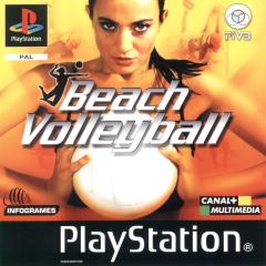 Caratula de Beach Volleyball para PlayStation