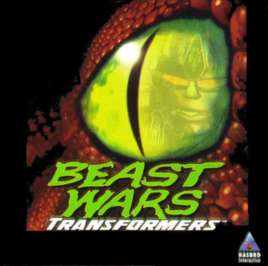 Caratula de Beast Wars: Transformers para PC