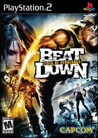 Caratula de Beat Down: Fists of Vengeance para PlayStation 2