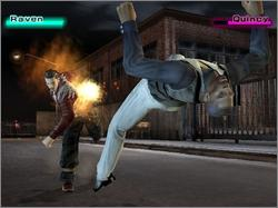 Pantallazo de Beat Down: Fists of Vengeance para Xbox