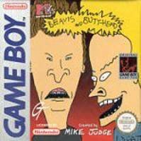 Caratula de Beavis and Butthead para Game Boy