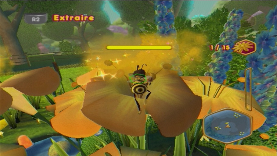 Pantallazo de Bee Movie Game para PlayStation 2
