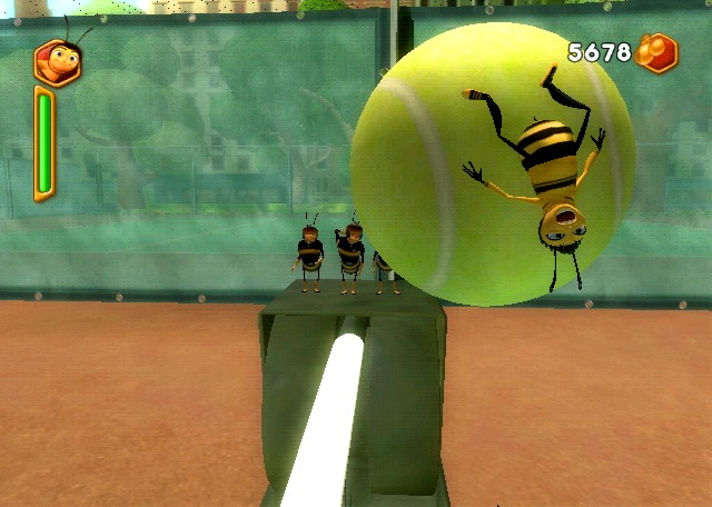 Pantallazo de Bee Movie Game para Wii