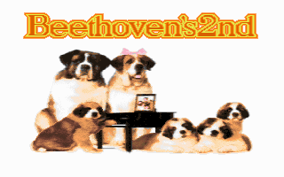 Pantallazo de Beethoven's 2nd para PC