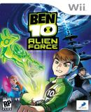 Carátula de Ben 10: Alien Force