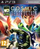 Carátula de Ben 10 Ultimate Alien: Cosmic Destruction