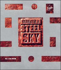 Caratula de Beneath a Steel Sky para PC