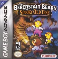 Caratula de Berenstain Bears and the Spooky Old Tree, The para Game Boy Advance