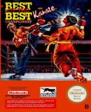 Caratula nº 250510 de Best of the Best: Championship Karate (800 x 1095)