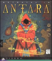 Caratula de Betrayal in Antara para PC