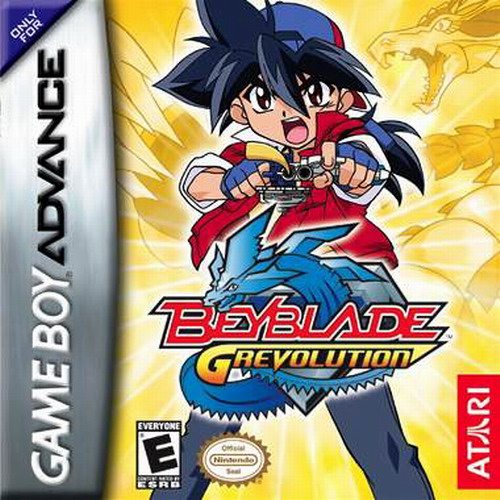 Caratula de Beyblade: G-Revolution para Game Boy Advance