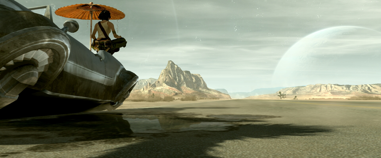 Pantallazo de Beyond Good & Evil 2 para PlayStation 3