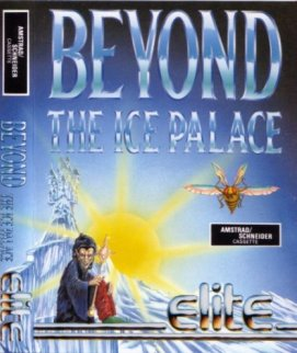 Caratula de Beyond The Ice Palace para Amstrad CPC
