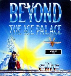 Caratula de Beyond the Ice Palace para Atari ST