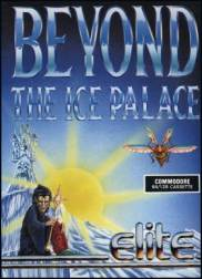 Caratula de Beyond the Ice Palace para Commodore 64