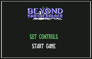 Pantallazo de Beyond the Ice Palace para Commodore 64