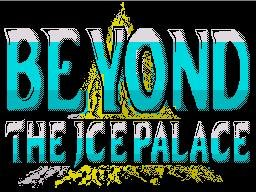 Pantallazo de Beyond the Ice Palace para Spectrum