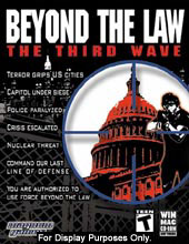 Caratula de Beyond the Law: The Third Wave para PC