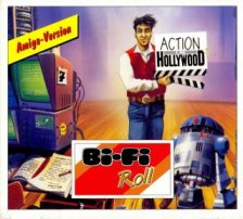Caratula de BiFi II: Action In Hollywood para Amiga