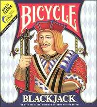 Caratula de Bicycle Blackjack para PC