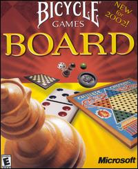 Caratula de Bicycle Games: Board para PC