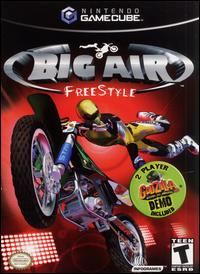 Caratula de Big Air Freestyle para GameCube