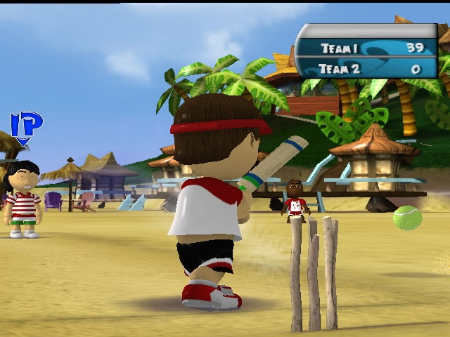 Pantallazo de Big Beach Sports para Wii