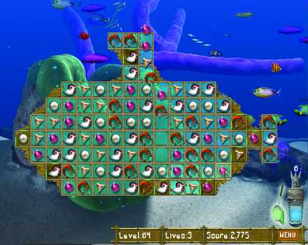 Pantallazo de Big Kahuna Reef para PC