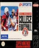 Carátula de Bill Walsh College Football