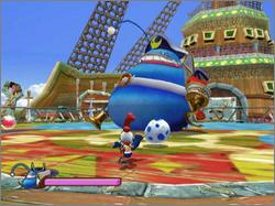 Pantallazo de Billy Hatcher and the Giant Egg para GameCube