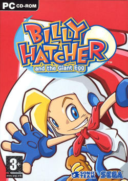 Caratula de Billy Hatcher and the Giant Egg para PC