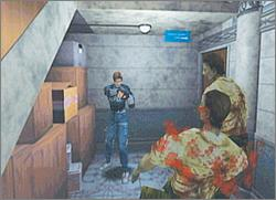 Pantallazo de Biohazard 2: Value Plus para Dreamcast