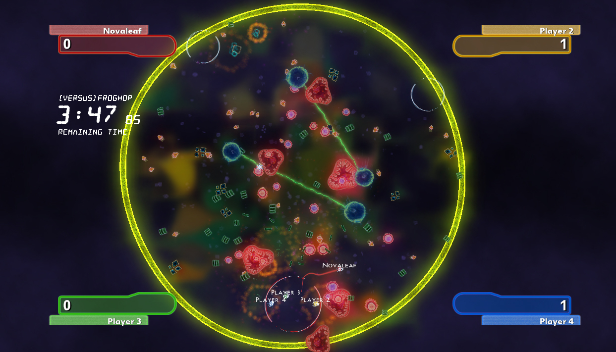 Pantallazo de Biology Battle para Xbox 360