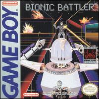 Caratula de Bionic Battler para Game Boy
