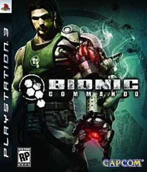 Caratula de Bionic Commando para PlayStation 3