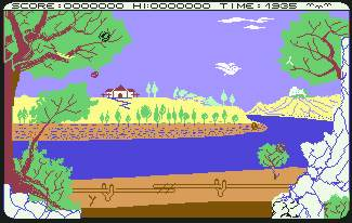 Pantallazo de Bird Mother para Commodore 64